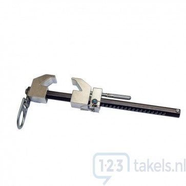 ELLERsafe aluminium balkenklem BA 1