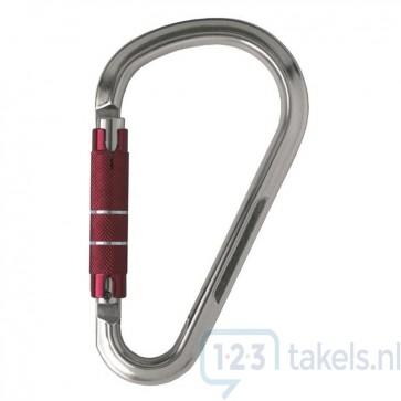 ELLERsafe Aluminium Karabijnhaak AZ 111