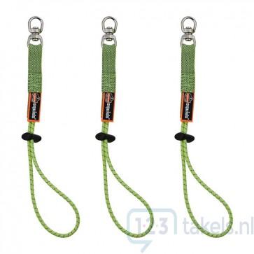 Ergodyne elastische Tool Tails met draaibare verbinding