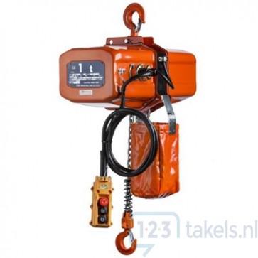 Nitchi ECT-4 elektrische kettingtakel 2 Ton