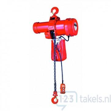 Nitchi MHT-5 elektrische kettingtakel