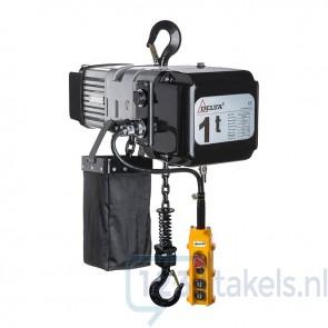 DELTA Elektrische Kettingtakel SG.DTS 1 Ton