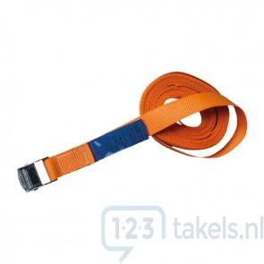 DELTASLING 1-delige omsnoerband met gesp