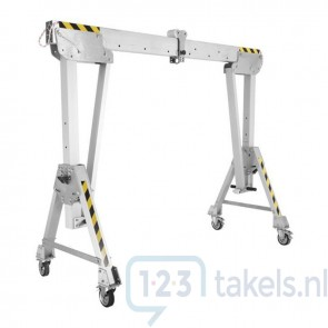 ELLERsafe Aluminium Portaalkraan ASB Large
