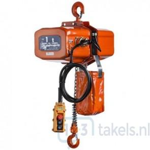 Nitchi ECT-4 elektrische kettingtakel 1 Ton