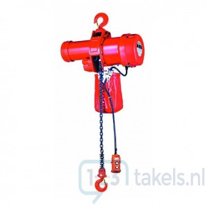 Nitchi MH-5 elektrische kettingtakel