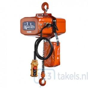 Nitchi elektrische takel ECC-4 230V